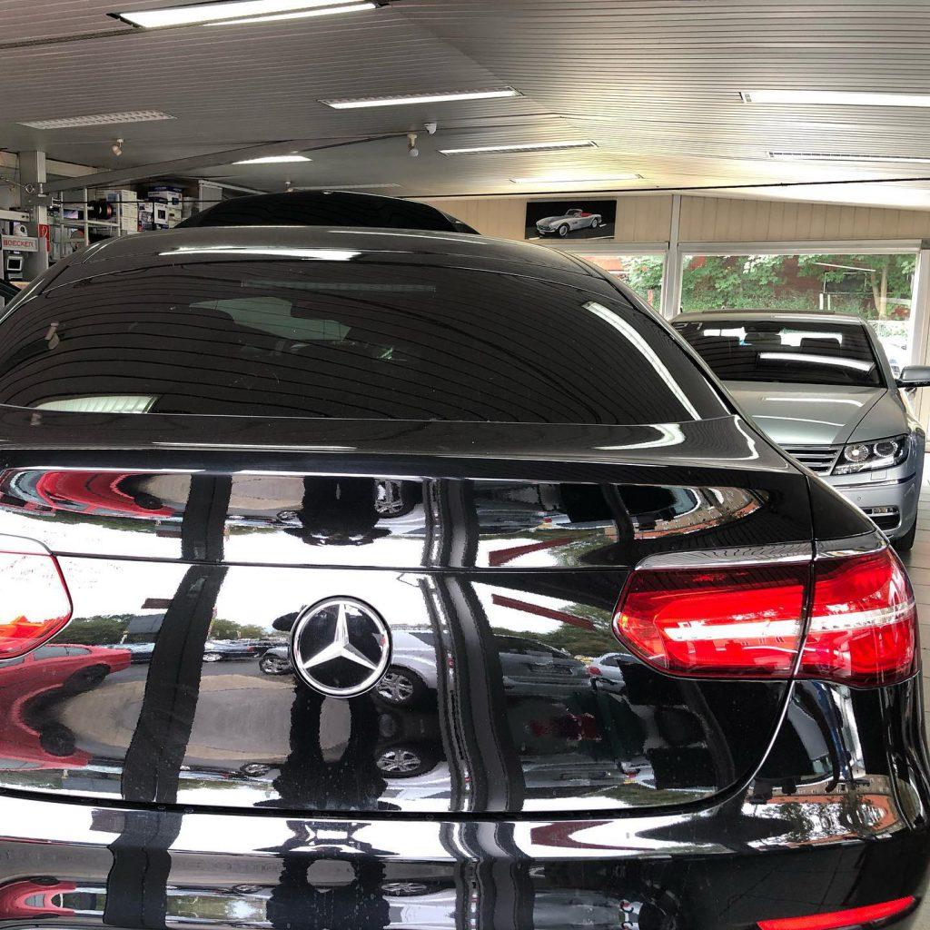 Mercedes GLC Coupe X253 Starline S66-GPS Alarmanlage mit GPS Ortungssystem Nachrüstung