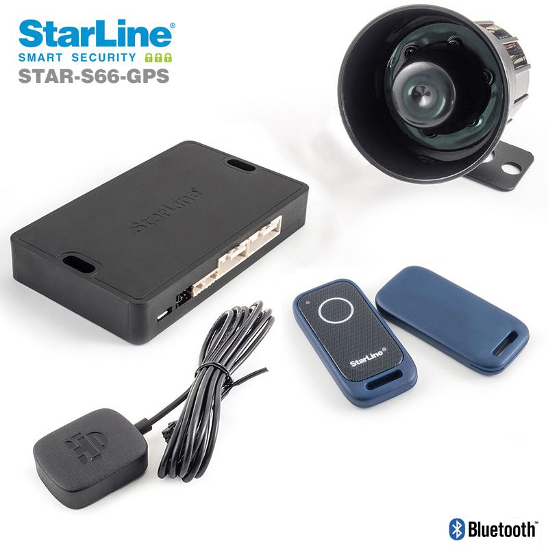 Starline S66-2 GPS Alarmanlage Nachrüstung in Berlin